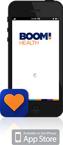 BOOM!Health iPhone App